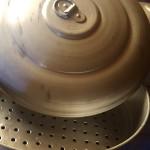 2 casseroles 3 niveaux - Ø 40 cm & 1 casserole 3 niveaux - Ø 37 cm